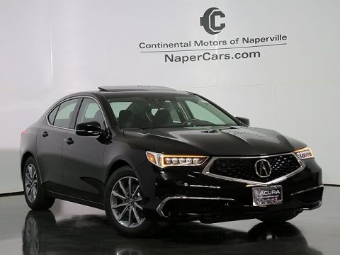 New 2019 Acura TLX 2.4L Technology Package
