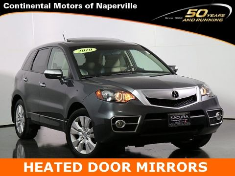 Pre-Owned 2010 Acura RDX AWD