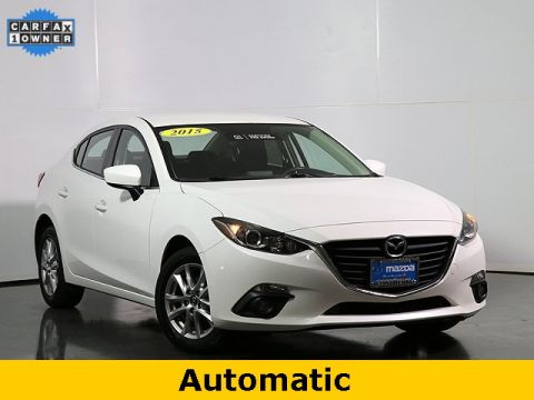Certified Pre-Owned 2015 Mazda3 i Touring