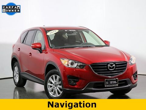 Certified Pre-Owned 2016 Mazda CX-5 Touring 2016.5