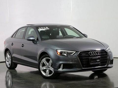 Certified Pre-Owned 2018 Audi A3 2.0T Tech Premium