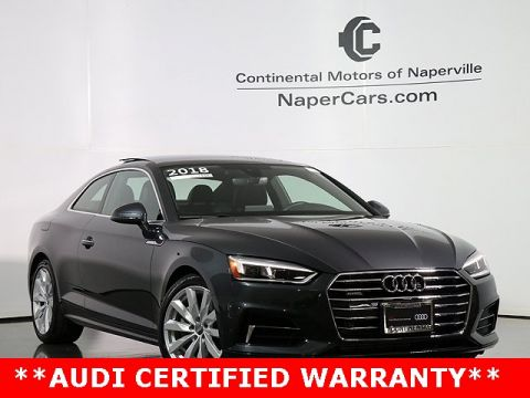 Certified PreOwned Audi Downers Grove Continental Motors Of - Audi certified pre owned warranty review