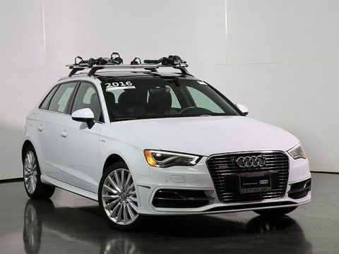 Certified Pre-Owned 2016 Audi A3 e-tron 1.4T Premium Plus