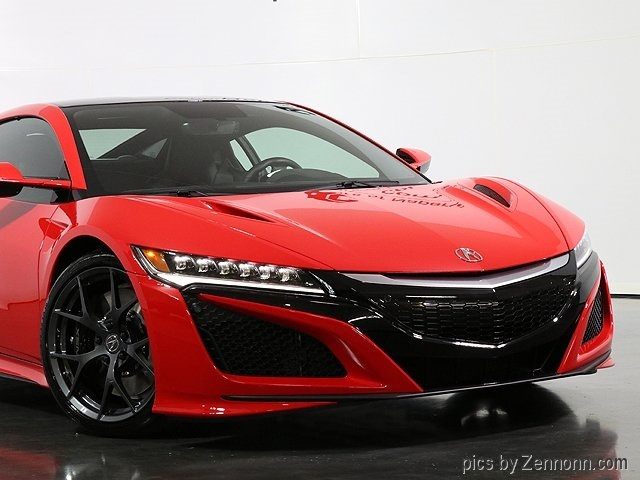 New Acura NSX Base D Coupe In Naperville J Continental - Acura nsx motor