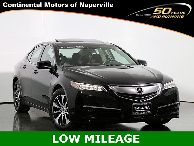 Acura Certified Pre-Owned >> Certified Pre Owned 2016 Acura Tlx 2 4l 4d Sedan In Naperville
