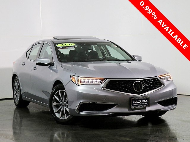 Certified Pre-Owned 2020 Acura TLX 2.4L Technology Pkg