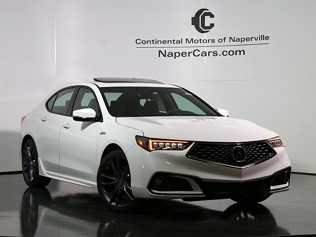 New 2019 Acura TLX 2.4L