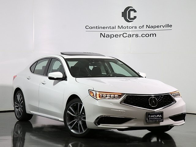 Certified Pre-Owned 2019 Acura TLX 3.5L V6