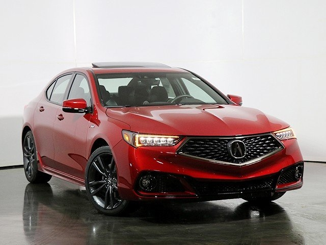 New 2020 Acura TLX A-Spec