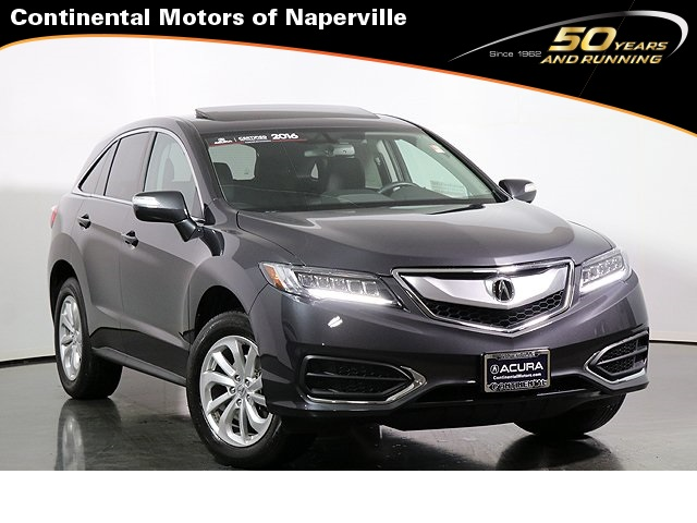 Certified Pre-Owned 2016 Acura RDX