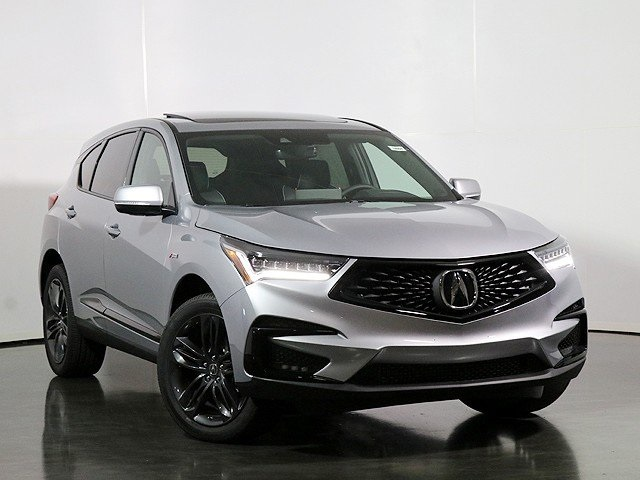 New 2020 Acura RDX A-Spec Package