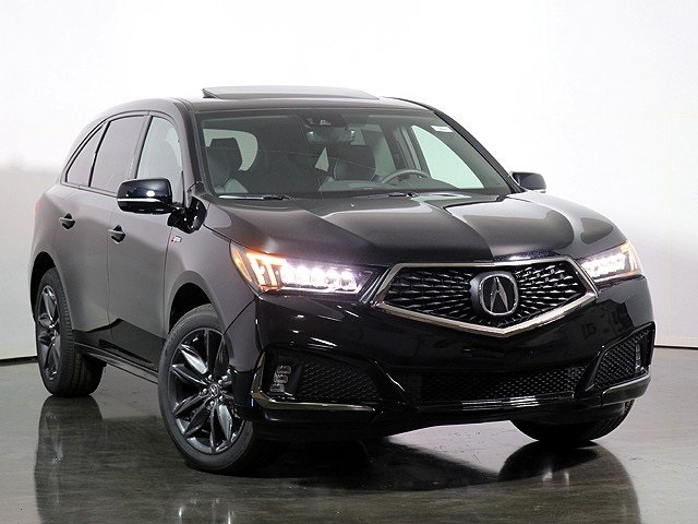 New 2020 Acura MDX A-Spec Packages