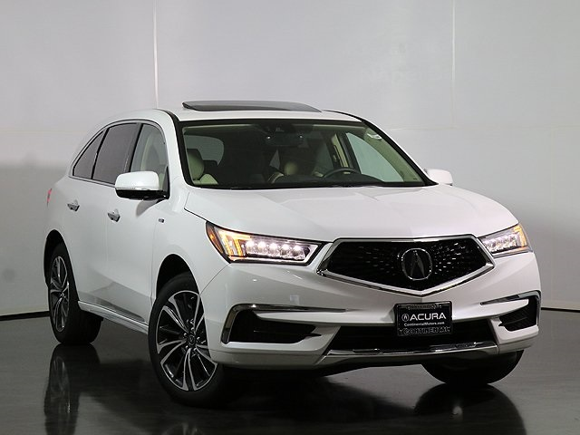 New 2020 Acura MDX Sport Hybrid Technology Package