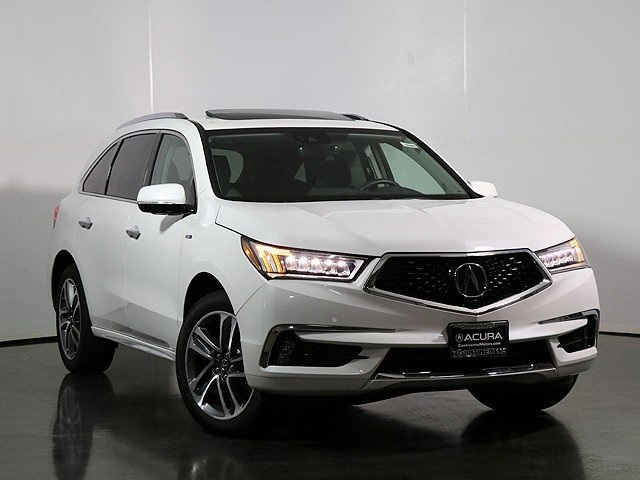 New 2020 Acura MDX Sport Hybrid Advance Package