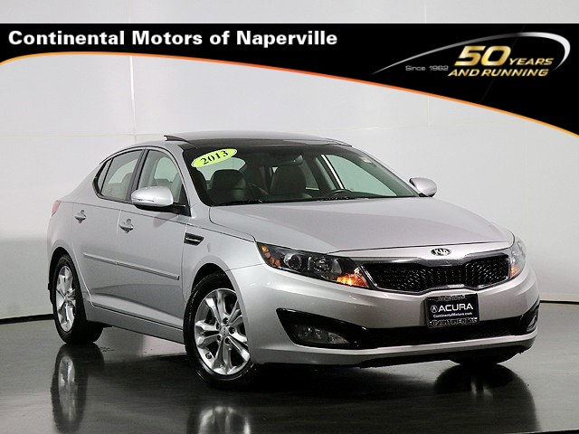 Pre-Owned 2013 Kia Optima EX