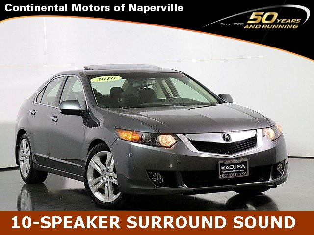 Pre-Owned 2010 Acura TSX 3.5