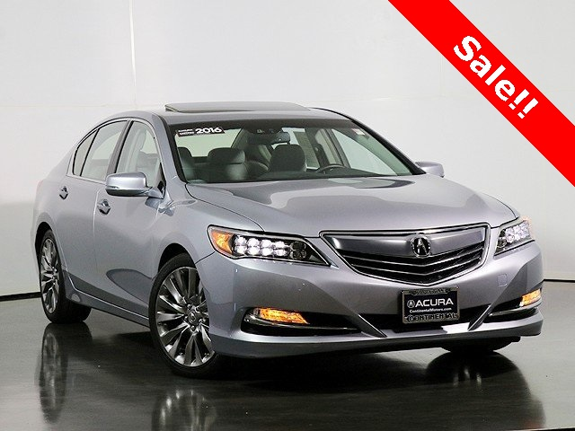 Certified Pre-Owned 2016 Acura RLX Tech Pkg