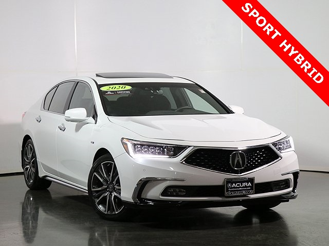 Certified Pre-Owned 2020 Acura RLX Sport Hybrid Advance Package