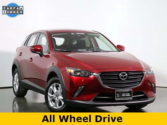 Certified Pre-Owned 2019 Mazda CX-3 Sport AWD
