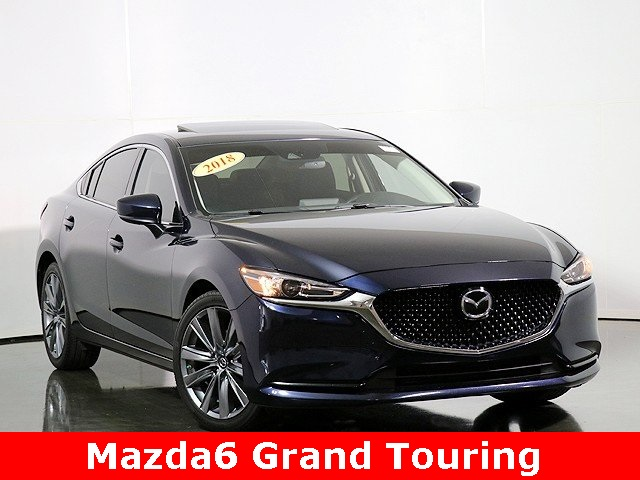 Pre-Owned 2018 Mazda6 Grand Touring