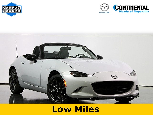 Certified Pre-Owned 2017 Mazda MX-5 Miata Club Manual