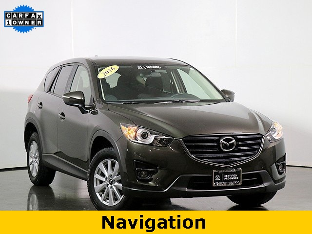Certified Pre-Owned 2016 Mazda CX-5 Touring All Wheel Drive
