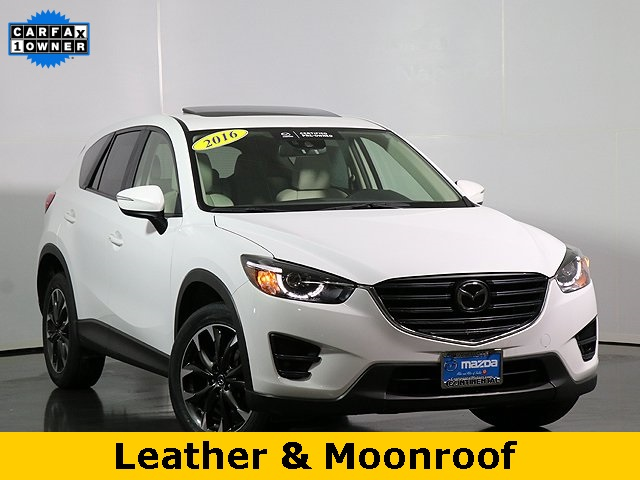 Certified Pre-Owned 2016 Mazda CX-5 Grand Touring W/GRAND TOURING TECH PACKAGE