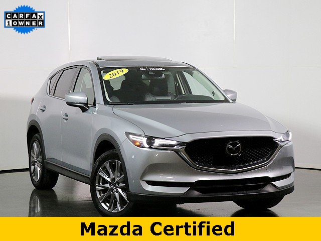 Certified Pre-Owned 2019 Mazda CX-5 Grand Touring W/AWD
