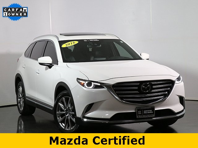 Certified Pre-Owned 2016 Mazda CX-9 Grand Touring W/Navigation
