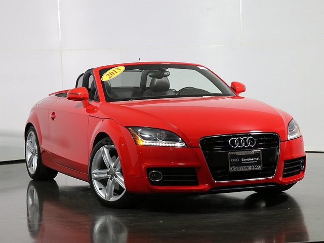 Pre-Owned 2013 Audi TT 2.0T Roadster Premium Plus