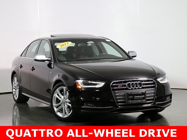 Pre-Owned 2013 Audi S4 3.0T Premium Plus