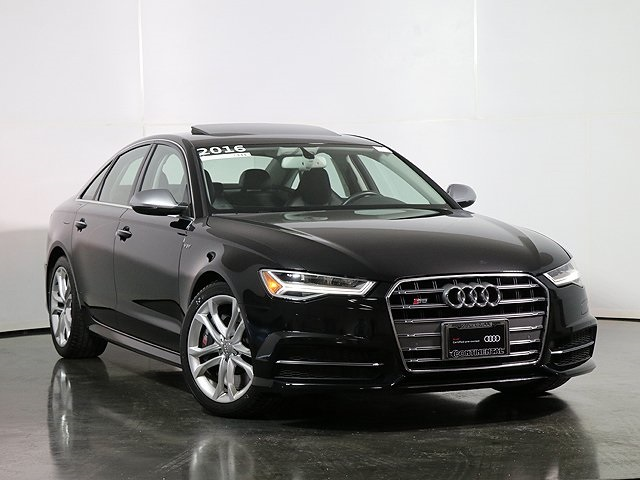 Certified Pre-Owned 2016 Audi S6 4.0T Premium Plus