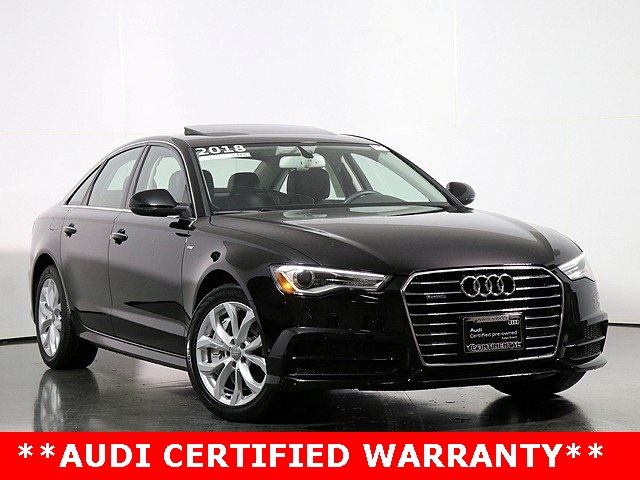 Certified Pre Owned 2018 Audi A6 2 0t Premium 4d Sedan In Naperville