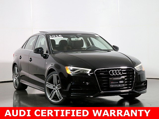 Certified Pre-Owned 2016 Audi A3 2.0 Premium Plus
