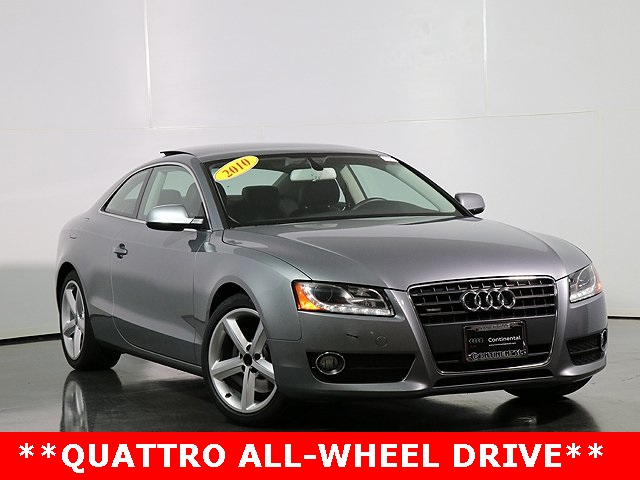 Pre-Owned 2010 Audi A5 2.0T Premium Plus