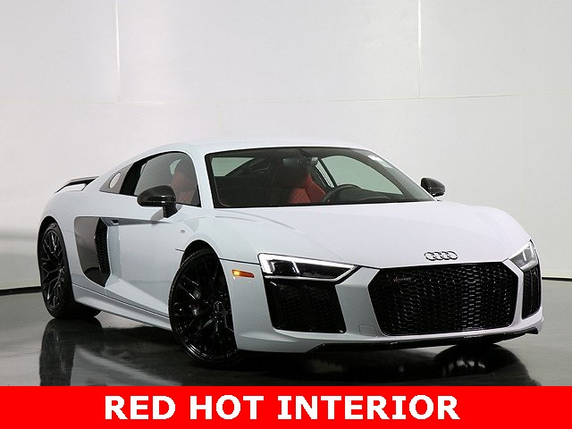 New 2018 Audi R8 5 2 Plus 2d Coupe In Naperville 2j1207
