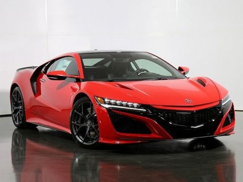 New 2019 Acura NSX Base