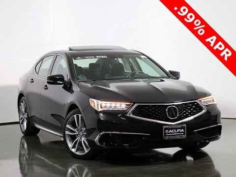 Certified Pre-Owned 2020 Acura TLX 3.5L Technology Pkg