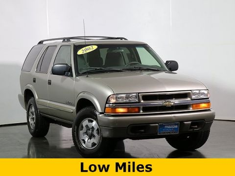 Pre-Owned 2002 Chevrolet Blazer LS