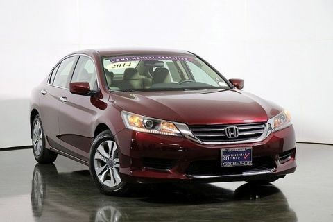 Certified Pre-Owned 2014 Honda Accord LX