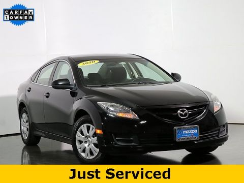 Pre-Owned 2010 Mazda6 i Sport W/Cloth