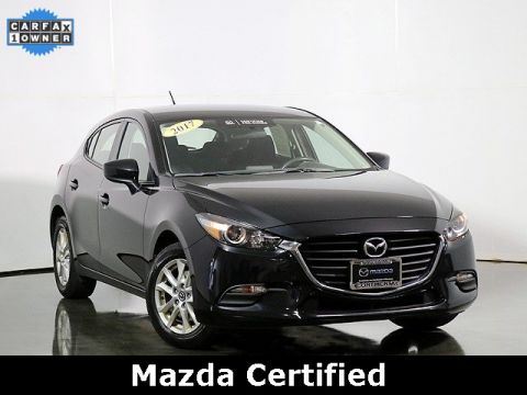 Certified Pre-Owned 2017 Mazda3 Sport Manual