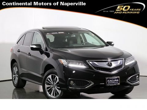 Certified Pre-Owned 2016 Acura RDX Advance Package