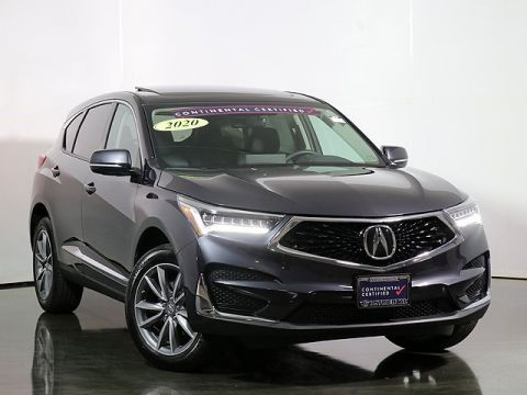 Certified Pre-Owned 2020 Acura RDX Technology Package
