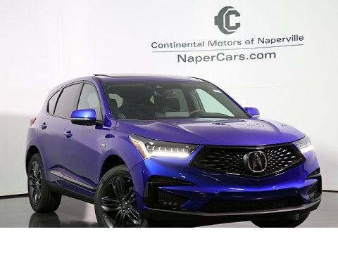 Certified Pre-Owned 2019 Acura RDX A-Spec Package