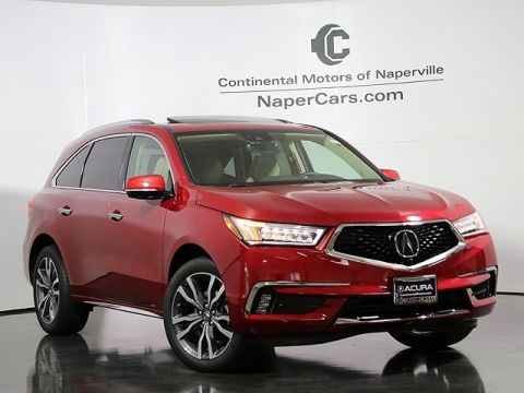 New 2019 Acura MDX 3.5L SH-AWD