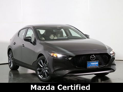 Certified Pre-Owned 2019 Mazda3 Base AWD