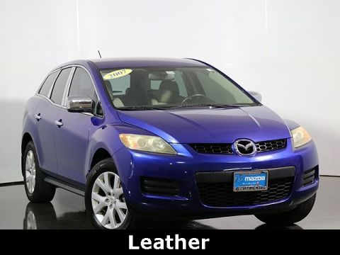 Pre-Owned 2007 Mazda CX-7 Touring W/ Leather