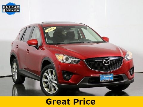 Pre-Owned 2014 Mazda CX-5 Grand Touring AWD