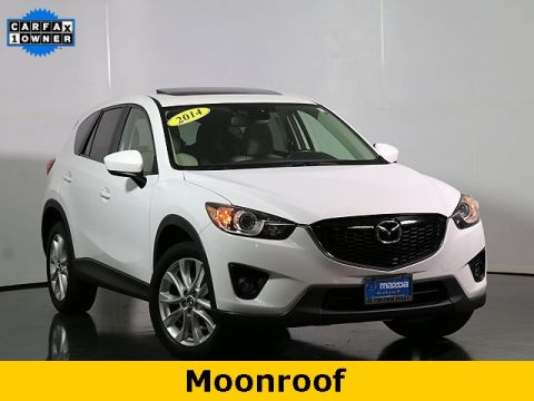 Pre-Owned 2014 Mazda CX-5 Grand Touring W/Navigation